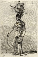 'Effigy of Joseph Johnson' (c. 1815), by John Thomas Smith.