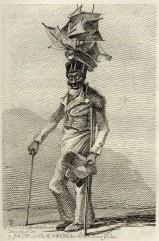 'Effigy of Joseph Johnson' (c. 1815), by John Thomas Smith.