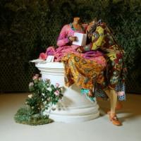 Yinka Shonibare MBE's 'Jardin d'Amour' [Garden of Love] (Musée du Quai Branly, Paris, 2007)