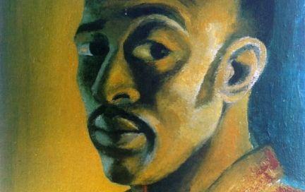 Gerard+Sekoto-Self-Portrait-1947
