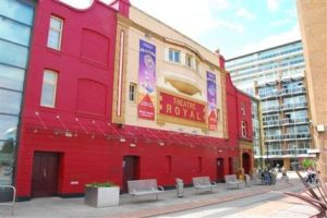 Theatre Royal Stratford East - Stratford, London. Website: http://www.stratfordeast.com/.