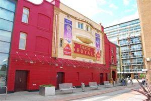 Theatre Royal Stratford East - Stratford, London. Website: http://www.stratfordeast.com/.