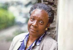The internationally renowned Guadeloupean-born French novelist Maryse Condé has added her powerful voice to the campaign against 'Exhibit B' in Paris. Image source: http://www.africansuccess.org/
