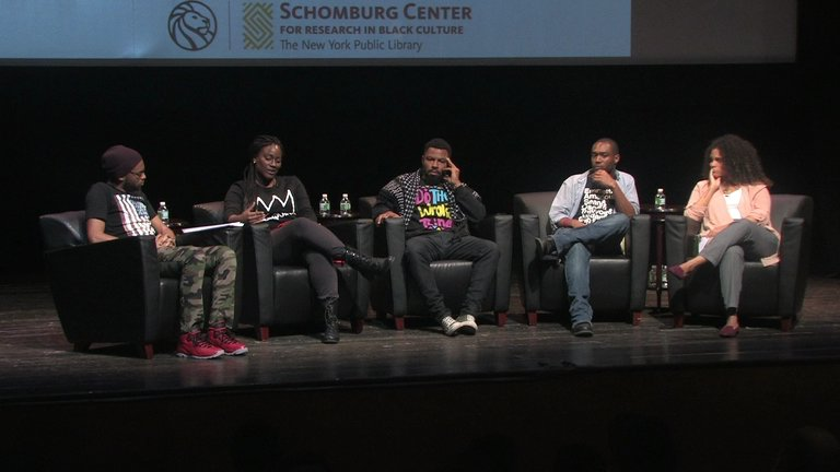"""American Policing: Lessons on Resistance"" – Discussions at the Schomburg in New York"