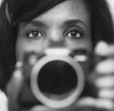 Fine art photographer, Sheila Pree Bright. Photo credit: Sheila Pree Bright.