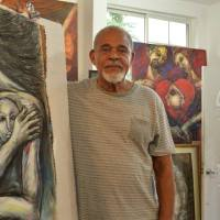 National Gallery of Jamaica Pays Tribute to Cecil Cooper (1946-2016)