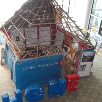 """Reflections on a """"Festival for the World"""" and Alpha Diagne's """"Blue House"""" at the Southbank in London"""