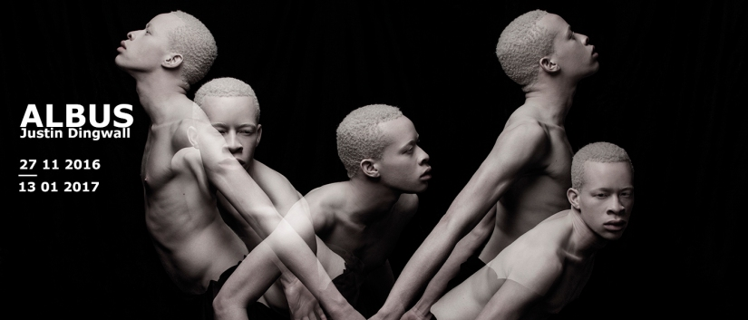 ALBUS – an exhibition of photography by Justin Dingwall and Thando Hopa (ArtCo Gallery,Germany)