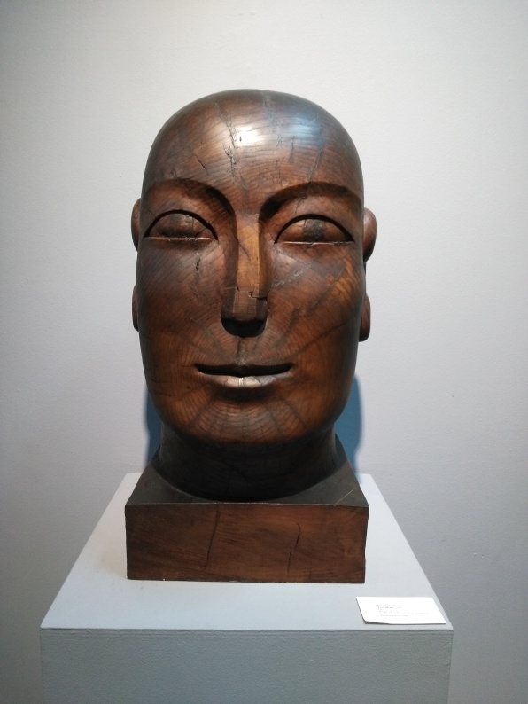 Tacet (1937), by Ronald Moody. Photo: Carol Dixon