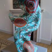 Material IV, 2017, by Yinka Shonibare CBE